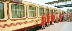 Palace on Wheels, best tour destinations in india